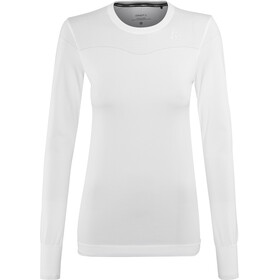 Craft Fuseknit Comfort Roundneck LS Top Women, white
